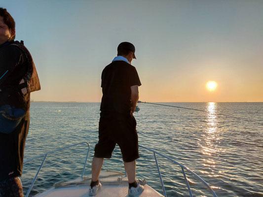 大金運輸 釣り部 発足