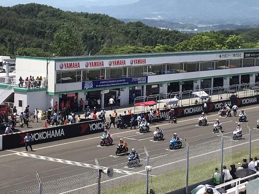 スポーツランドSUGO 全日本ロードレース