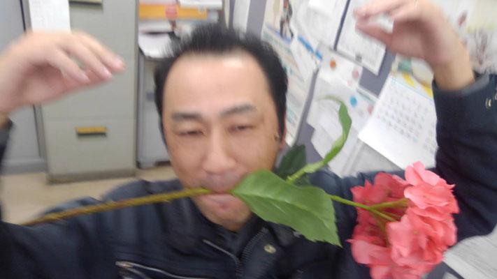 大金運輸三浦部長