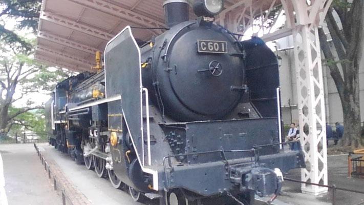蒸気機関車 構造チェック