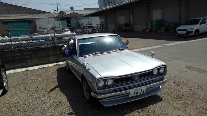 昭和の名車スカイライン
