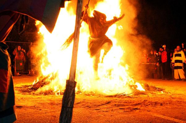 Straßenfasnacht, Tiengen, 2012