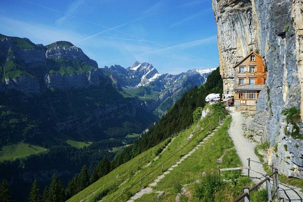 Ebenalp, Schweiz, 2016