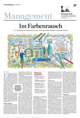 Handelszeitung, 2016 (Bild: Andrea Caprez - andreacaprez.ch)
