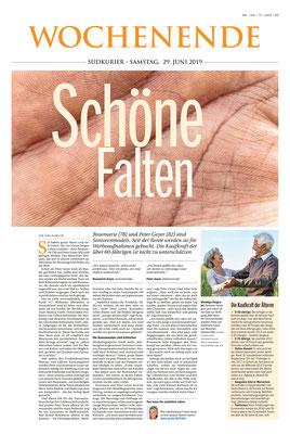 SÜDKURIER, 2019 (Bilder:  PLAINPICTURE/ STEPHANIE UHLENBROCK; NAKEDKING –  STOCK-ADOBE.COM; AFP)