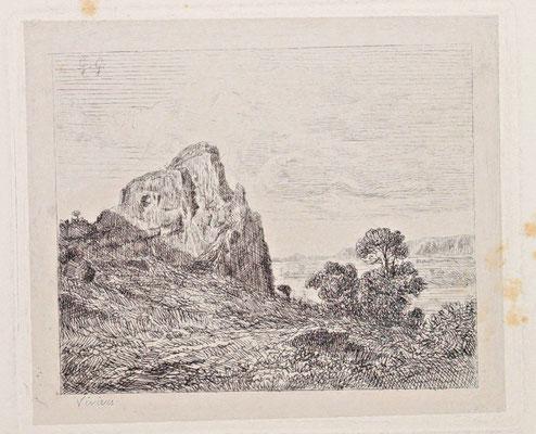 """Girardon,  """"Album Le Rhône"""", Viviers, 8,4 x 11"""