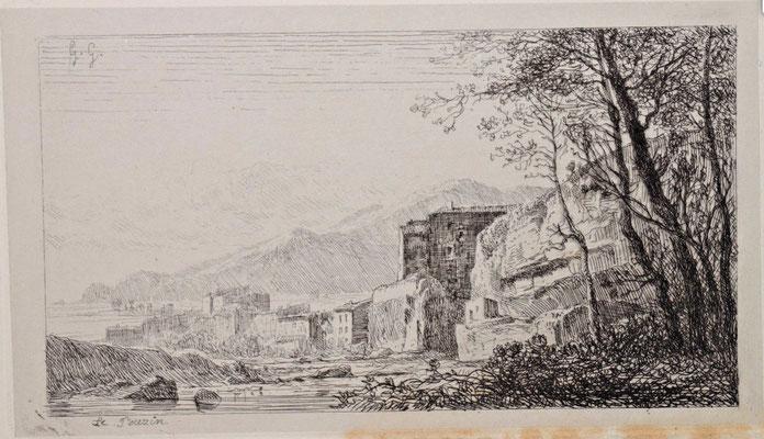 """Girardon,  """"Album Le Rhône"""", Le Pouzin, 9 x 16"""