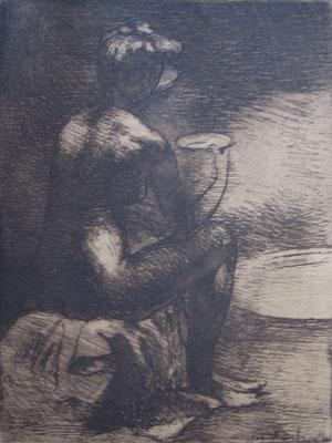 Le déjeuner,  Revue de l'art ancien et moderne, 1907