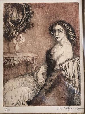 Charrat, Portrait, 22 x 16.