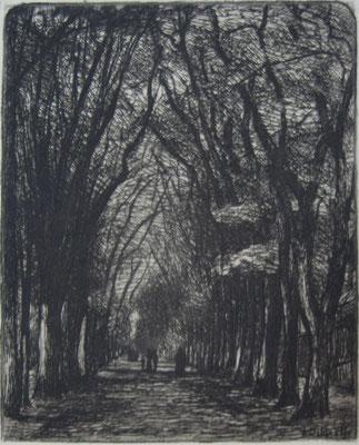 Allée de Bellevue, Revue de l'art ancien et moderne, 1906.