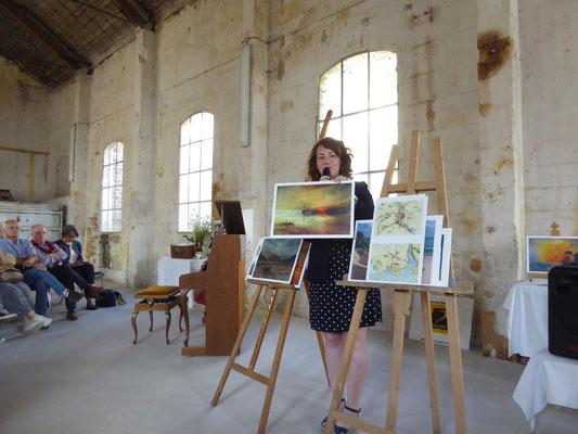 Conférence sur Maxime Maufra et Pont-Aven par Elodie Evezard