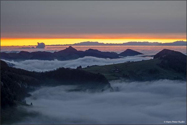 Vogelberg SO – vor Sonnenaufgang