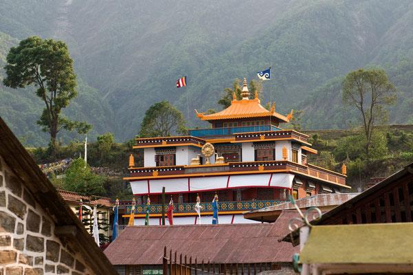 Pokhara, Jangchub Choeling Monastery