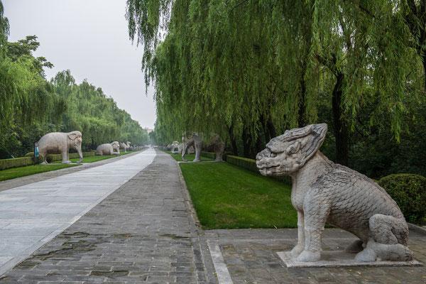Peking, Strasse der Seelen