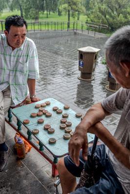 Peking, Tian Tan (Himmelstempel), Freizeitbeschäftigung