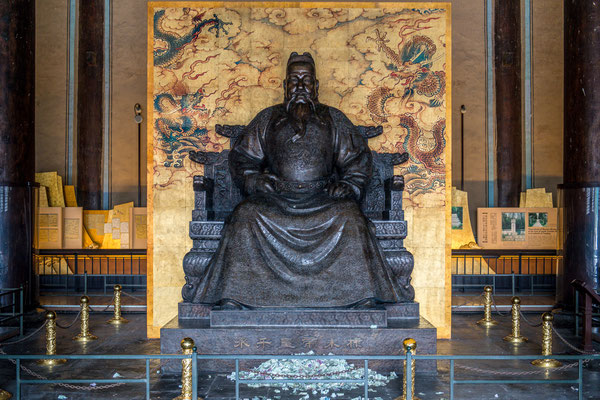 Peking, Chang Ling, Kaiser Yongle
