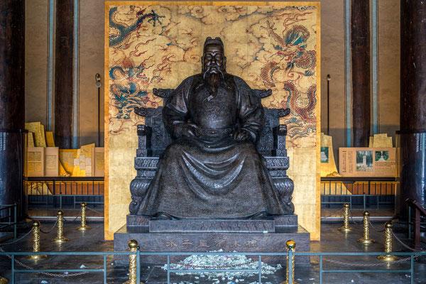 Peking, Chang Ling, Kaiser Yongle