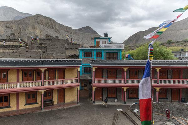Kagbeni, Kag Chode Thupten Samphel Ling Monastery