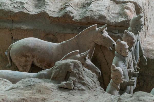 Xi'an, Terrakotta-Armee