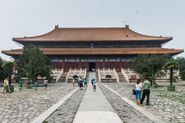 Peking, Chang Ling (Ming Gräber)