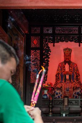 Qingdao, Tai-Quin-Tempel