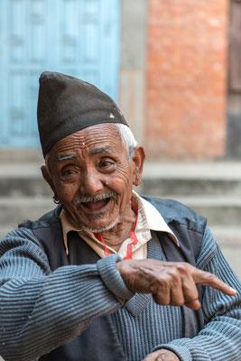 Kathmandu, Altstadt