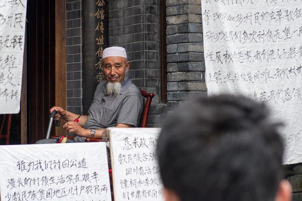 Chengdu, Altstadt