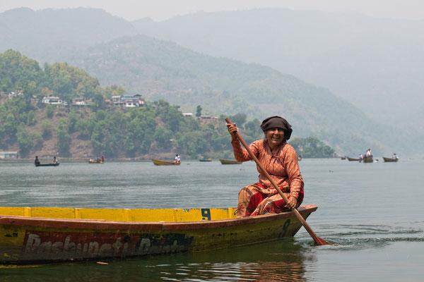 Pokhara, Begnas-See