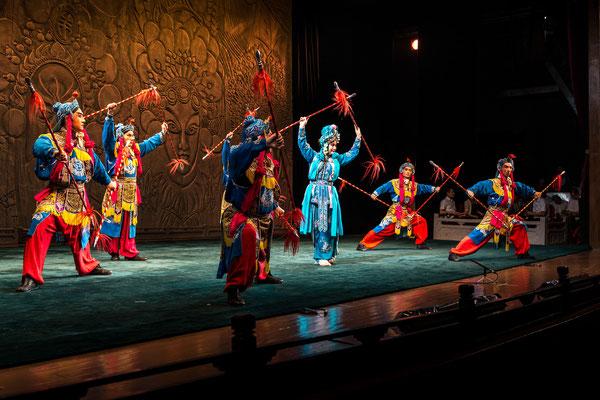 Peking, Chinesische Oper