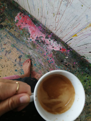 COFFEE-TO-PAINT