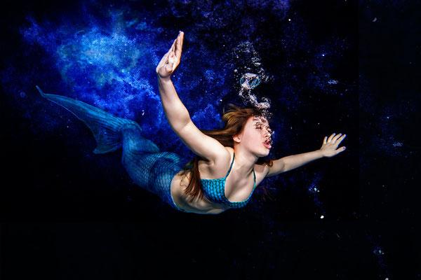 Meerjungfrauenträume und special effects