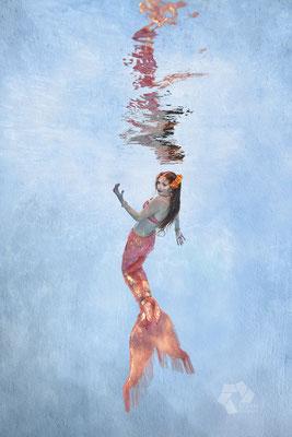 Meerjungfrau Einzelshooting