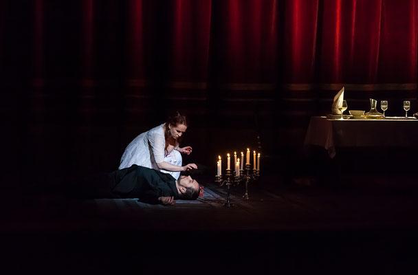 TOSCA Theaterfotografie