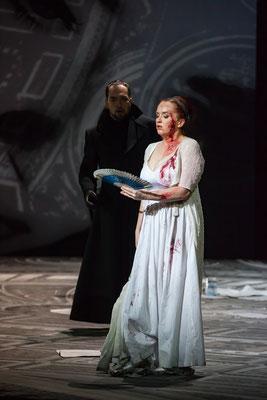 Tosca, Staatstheater Darmstadt
