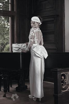 Elegante Hochzeitsmode von Aziz Fashion Design