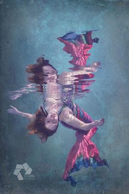 Sirenen, Meerjungfrauen, Mermaids Unterwasserfotografie Stephan Ernst