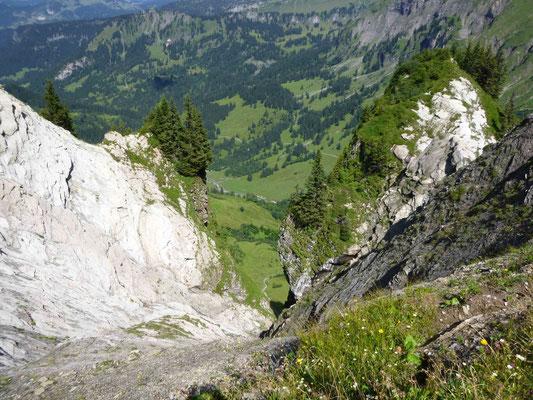 Berge in der Umgebung
