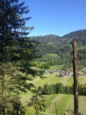 Trail-Weg