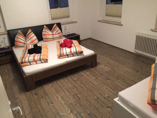 Schlafzimmer hinteres