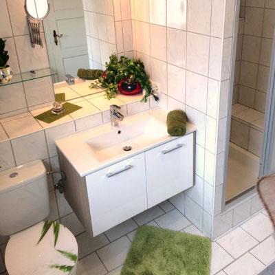 Badezimmer Kristall