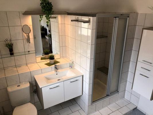 Appartement Kristall Badezimmer