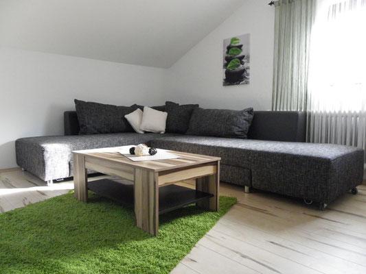 Wohnzimmer Ahorn