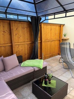 Appartement Kristall Terrasse