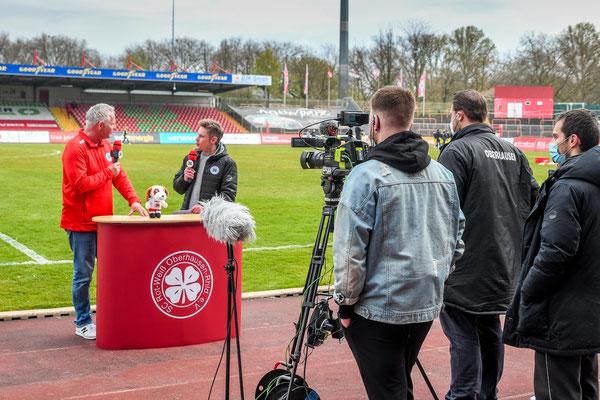 Foto: Herbert Bahn I RWO.tv für den SC Rot-Weiß Oberhausen