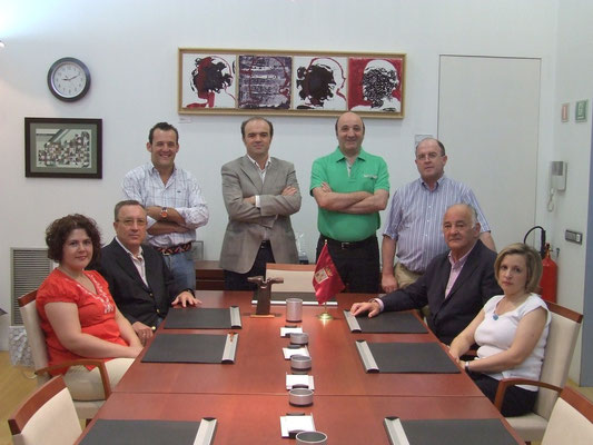 Foto Junta de Gobierno del Colegio de Albacete