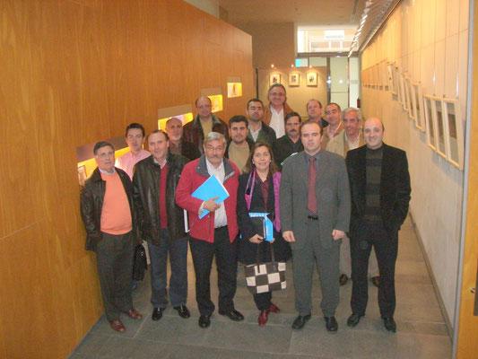 Miembros Pleno Colegios Castilla-La Mancha