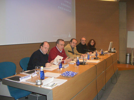 Asamblea Colegio Albacete