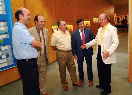 Visita del Alcalde al Colegio