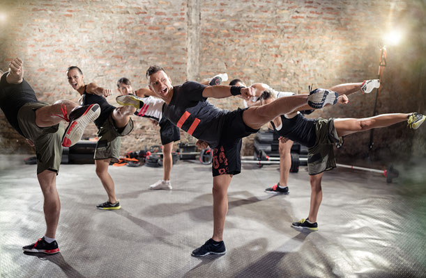 Fitness Kampfsport Kickboxen Boxen Oldenburg