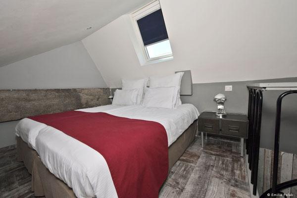 Chambre Suite Industrie - La Filature - St Quentin
